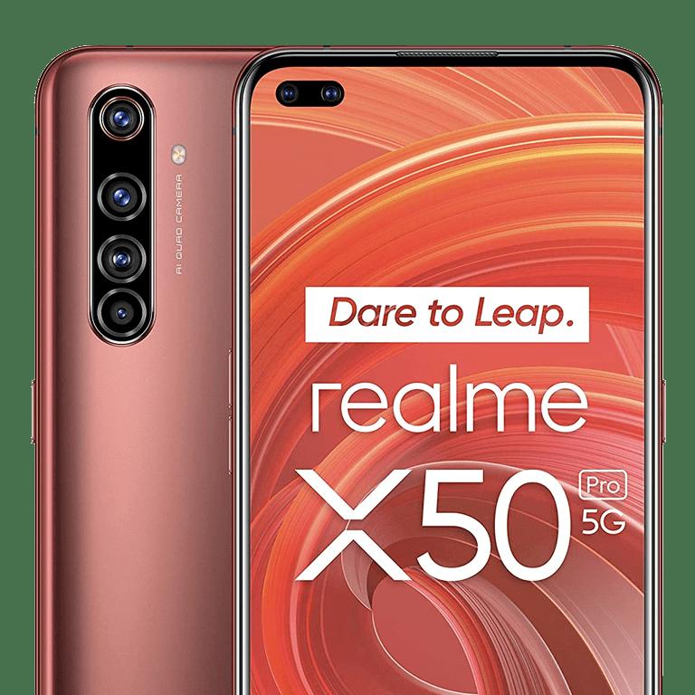 Oferta móvil 5G Realme X5 Pro