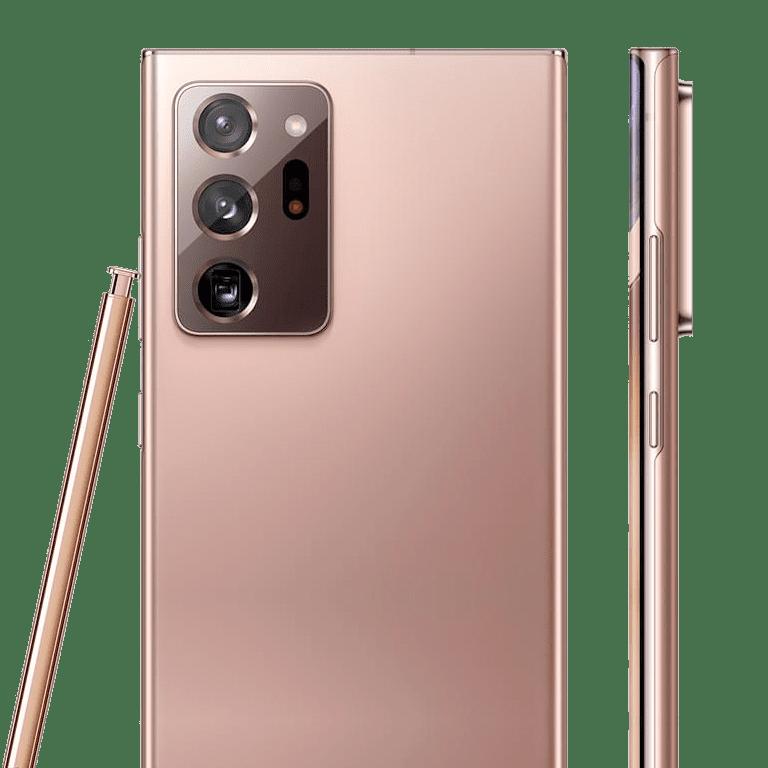 Oferta móvil Galaxy Note 20 Ultra