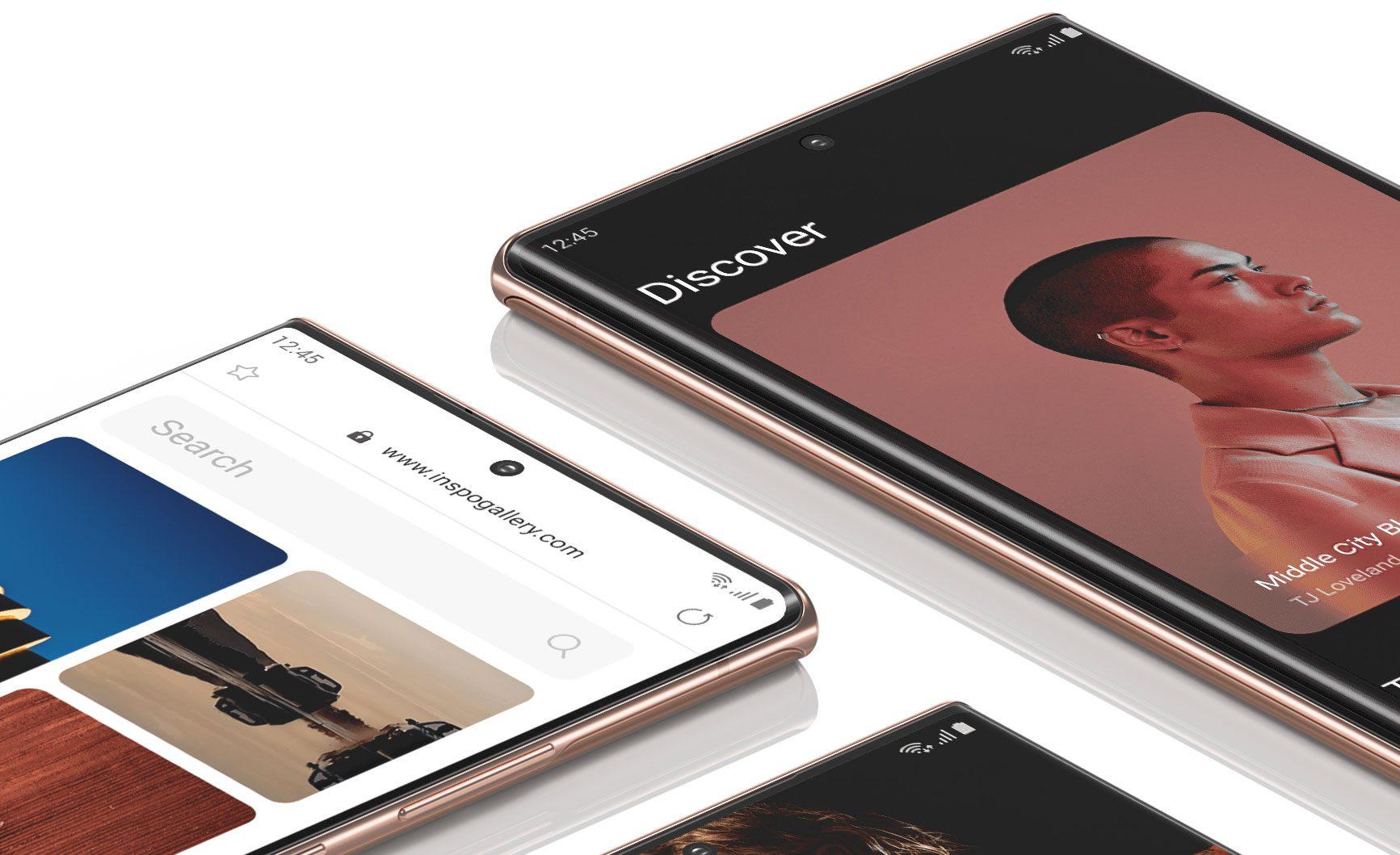 Oferta Samsung Galaxy Note 20 Ultra