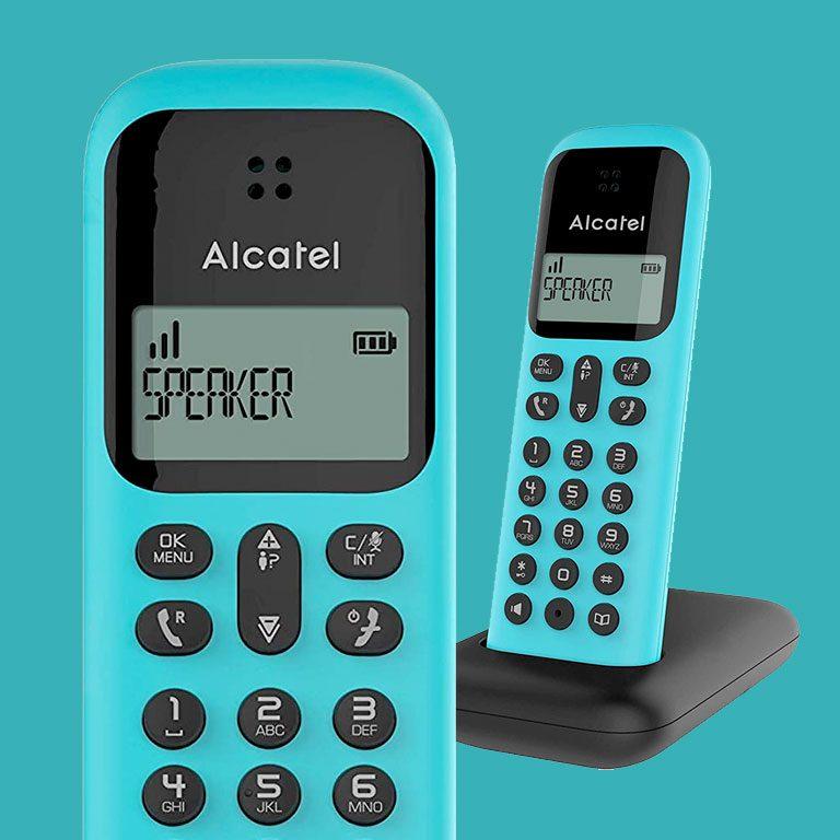 Oferta Telefono inalambrico Alcatel