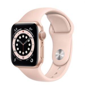 Apple Watch Series 6 GPS 32GB 40mm Rosa