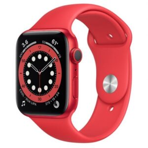 Apple Watch Series 6 GPS 32GB 44mm Caja Aluminio Rojo