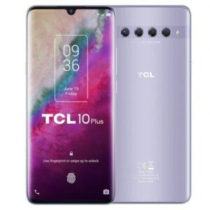 TCL 10 Plus 6/256GB Plata