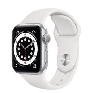 Apple Watch Series 6 GPS 40mm Blanco