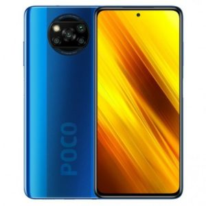 Xiaomi Pocophone X3 NFC 6/128GB Azul Cobalto