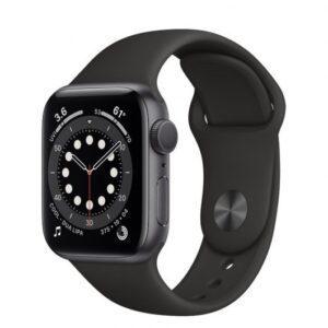 Apple Watch Series 6 GPS 32GB 40mm Negro