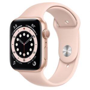 Apple Watch Series 6 GPS 32GB 44mm Rosa