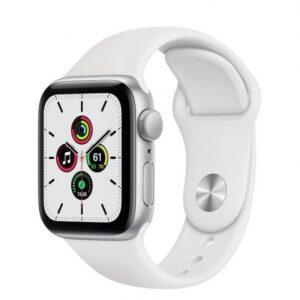 Apple Watch SE GPS 32GB 40mm Plata/Blanco