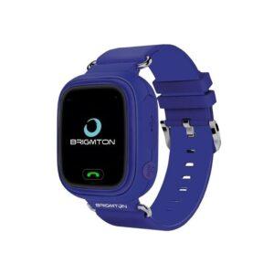 Brigmton Bwatch-Kids Localizador GPS Morado