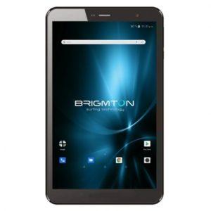 Brigmton BTP-801QC 8″ 16GB Negra + Funda