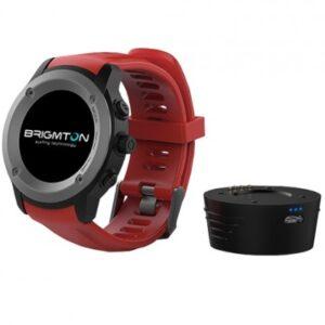 Brigmton Bwatch100 GPS Rojo