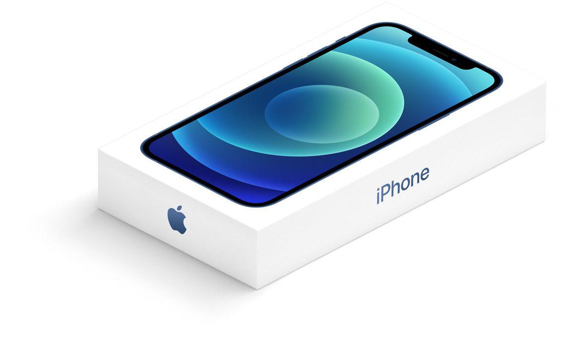 Packaging iPhone 12