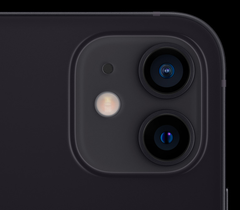 camara iPhone 12