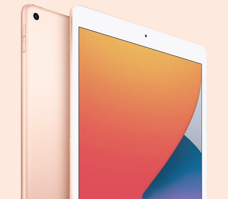Comprar iPad 2020 gold