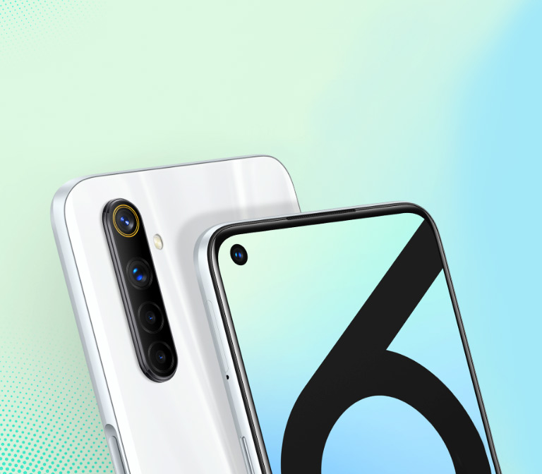 Comprar móviles baratos Realme 6i