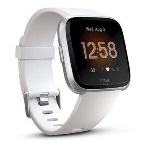 Fitbit Versa Lite Blanco/Plata Aluminio