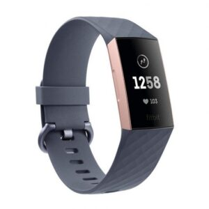 Fitbit Charge 3 Oro Rosa/Gris Azulado