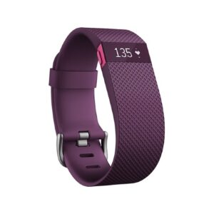 Fitbit Charge HR FB405PML Grande Lila