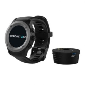 Brigmton Bwatch100 GPS Negro