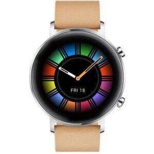 Huawei Watch GT2 42mm Grava Clásica Beige