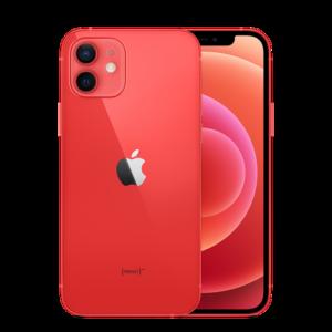 Apple iPhone 12 128GB Rojo