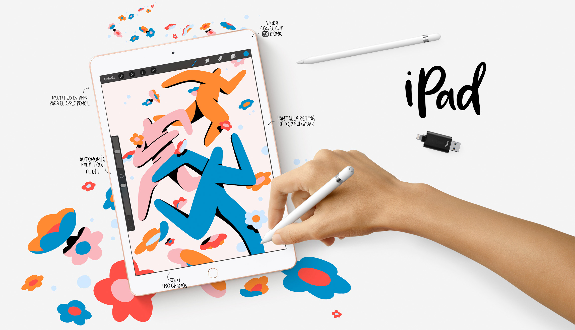 Nuevo iPad 2020