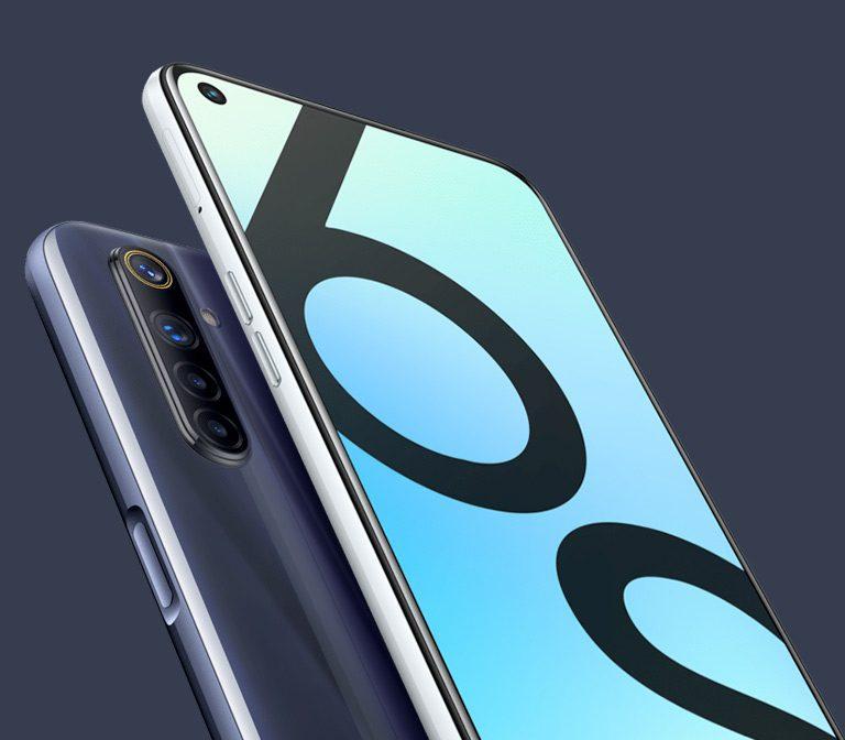 Oferta móvil Realme 6s