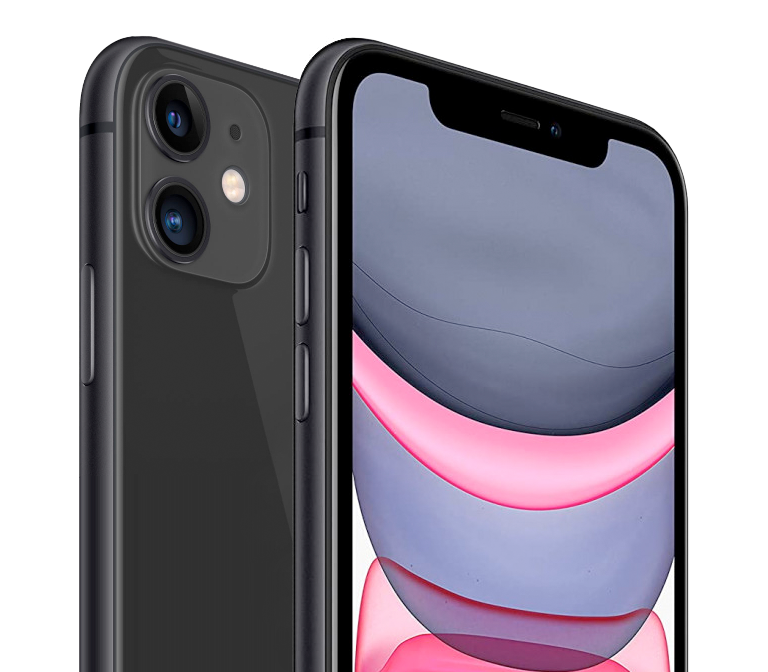 Blackfriday oferta iPhone 11 negro