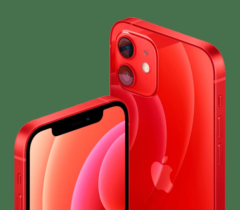 Comprar iPhone 12 mini rojo