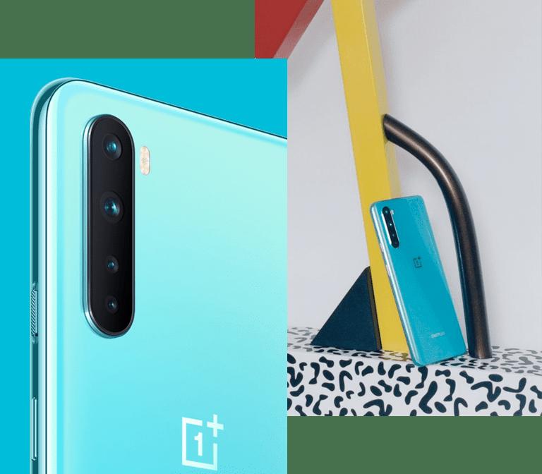 Comprar OnePlus Nord azul