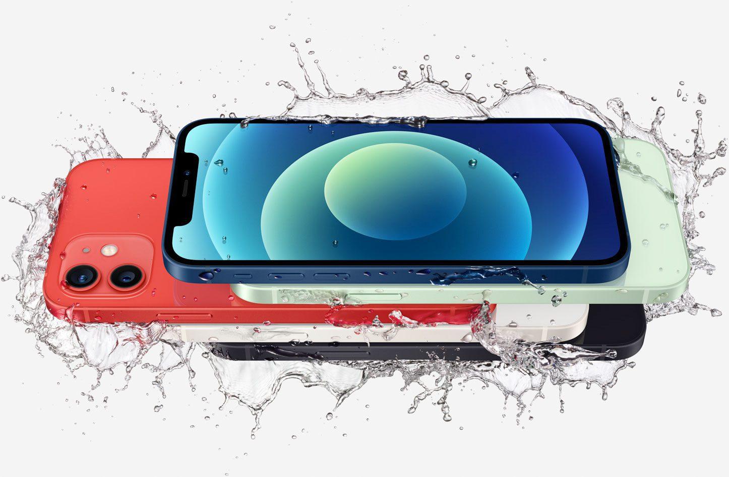 nuevos iPhone 12 mini