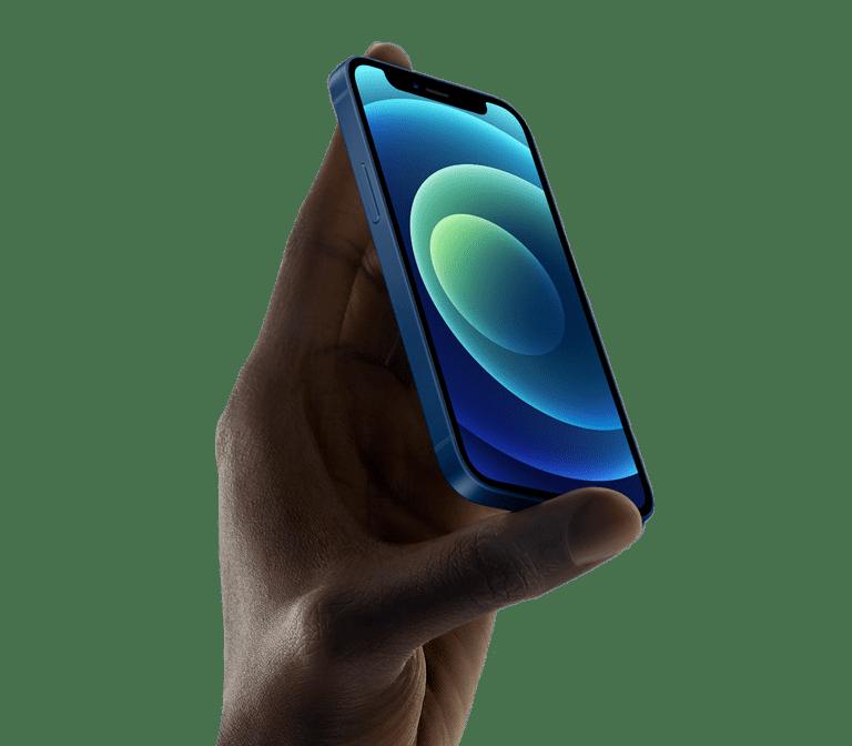 Oferta iPhone 12 Mini Azul