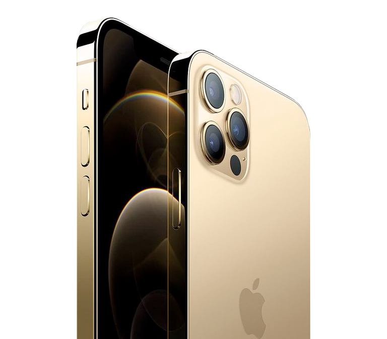 Oferta iPhone 12 Pro Max Gold