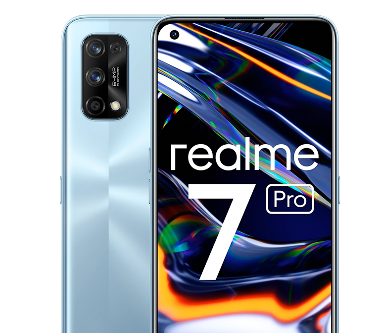 Oferta móvil Realme 7 Pro