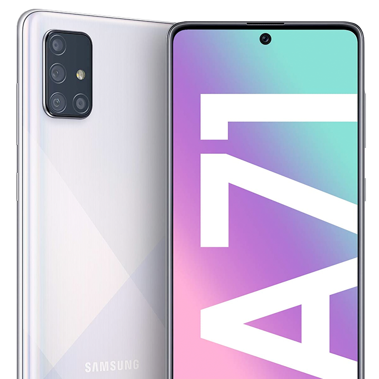 Oferta móviles libres Galaxy A71