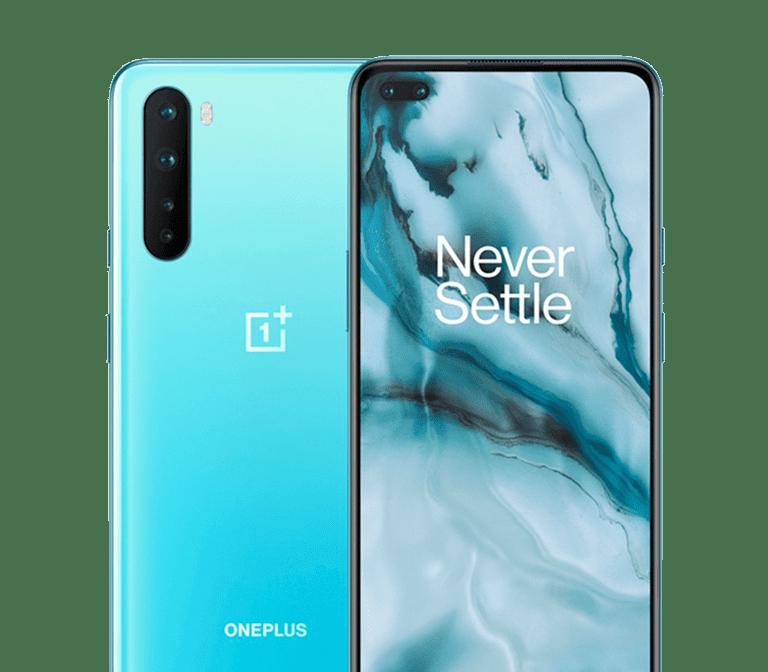 Oferta OnePlus Nord azul