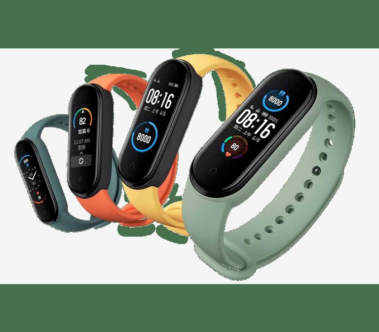 Comprar Reloj Xiaomi Mi Band 5