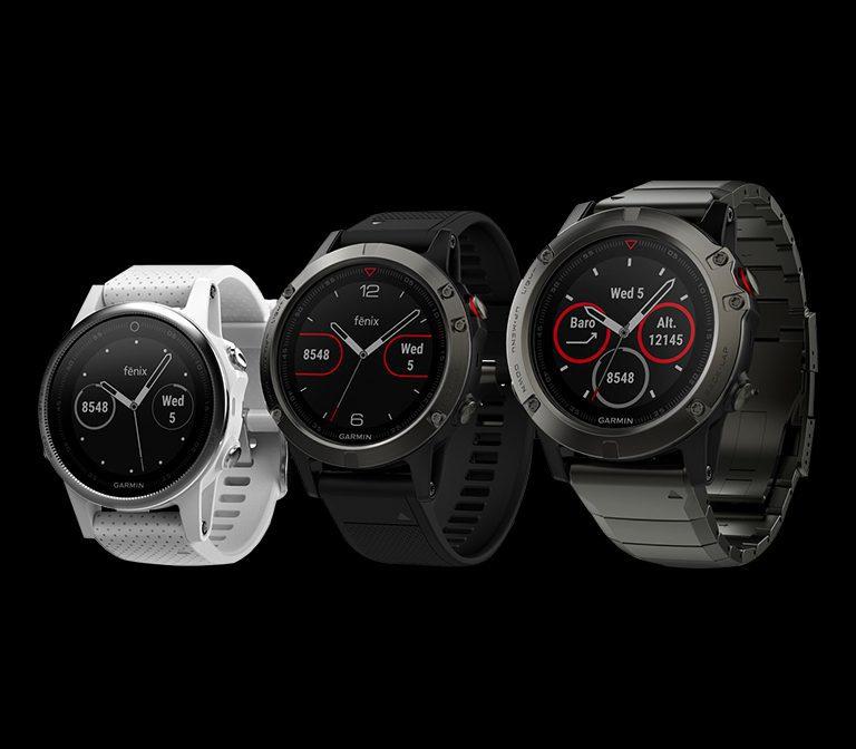 Comprar Smart Watch Garmin Fenix 5