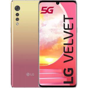 LG Velvet 5G 6/128GB Aurora Sunset