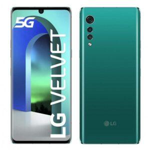 LG Velvet 5G 6/128GB Aurora Green