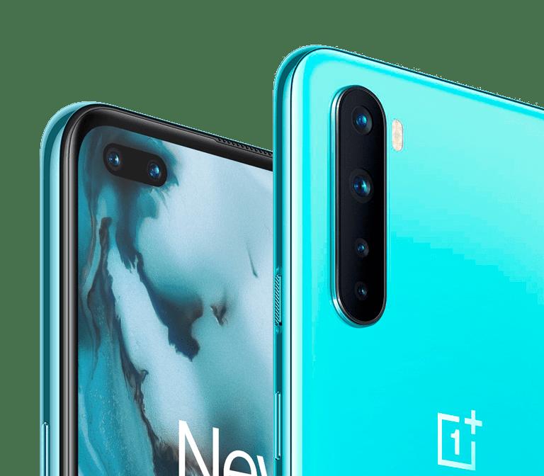 Oferta móvil Oneplus Nord azul barato
