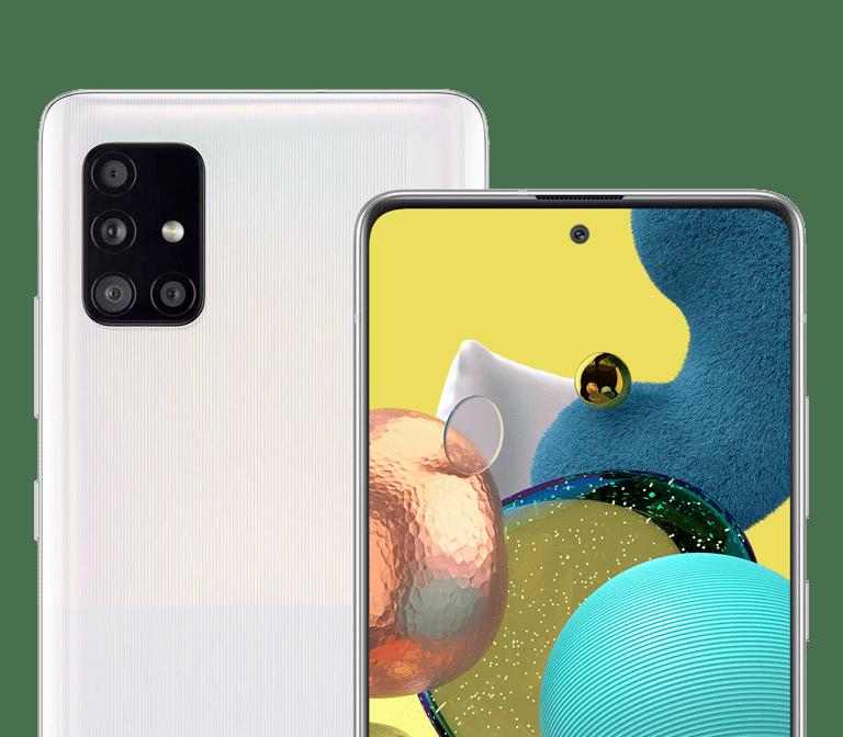 Oferta Móvil Samsung Blanco