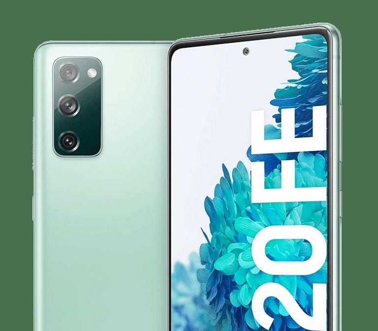 Oferta móvil Samsung Galaxy S20 FE
