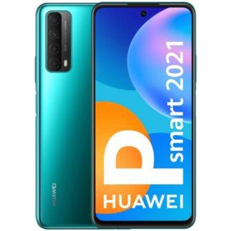 Huawei P Smart 2021 4/128GB Verde