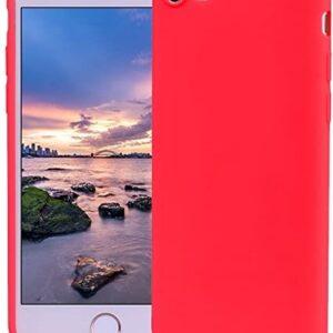 Carcasa IPhone 7 / 8 / SE (2020) Cover Rojo