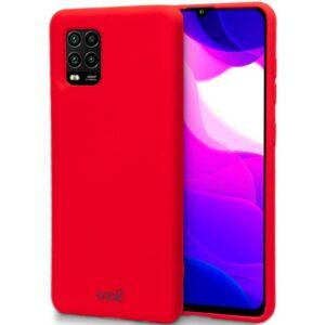 Carcasa Xiaomi Mi 10 Lite Cover Rojo