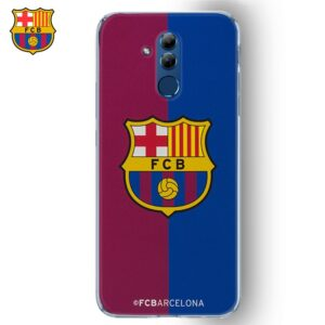Carcasa Huawei Mate 20 Lite Licencia Fútbol F.C. Barcelona Blaugrana