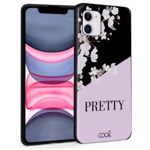 Carcasa IPhone 11 Dibujos Pretty