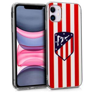 Carcasa IPhone 11 Licencia Fútbol Atlético De Madrid