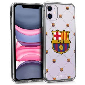 Carcasa IPhone 11 Licencia Fútbol F.C. Barcelona
